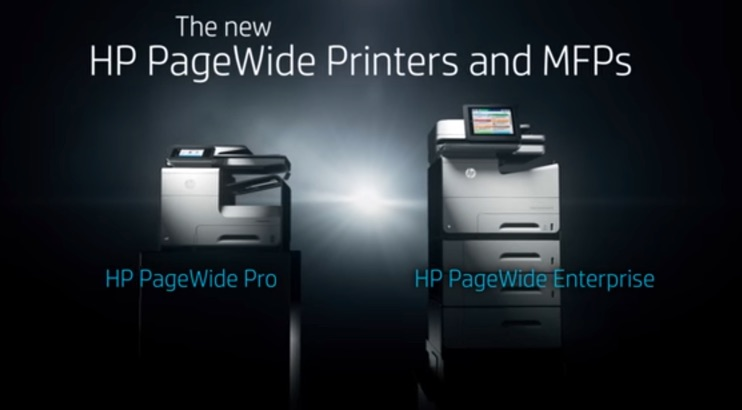 Introducing the reinvented HP PageWide printers and MFPs, featuring HP PageWide Technology that combines best-in-class total cost of ownership, fast print speeds, professional-quality color documents, fleet management and exceptional security and energy efficiency for businesses and enterprises.